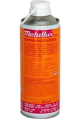Metaflux super kruipolie spray, inhoud: 400 ml