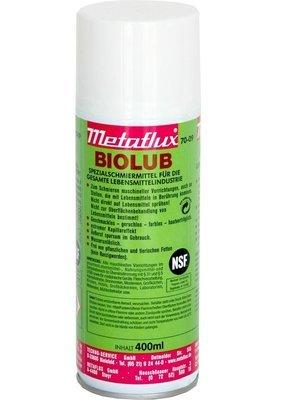 Metaflux biolub spray NSF, inhoud: 400 ml