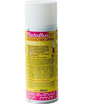 Metaflux lekzoeker spray, inhoud: 300 ml