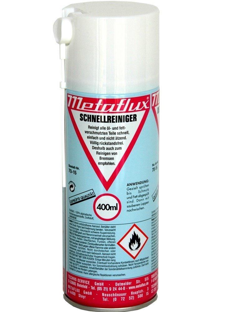 Metaflux snelreiniger spray, inhoud: 400 ml