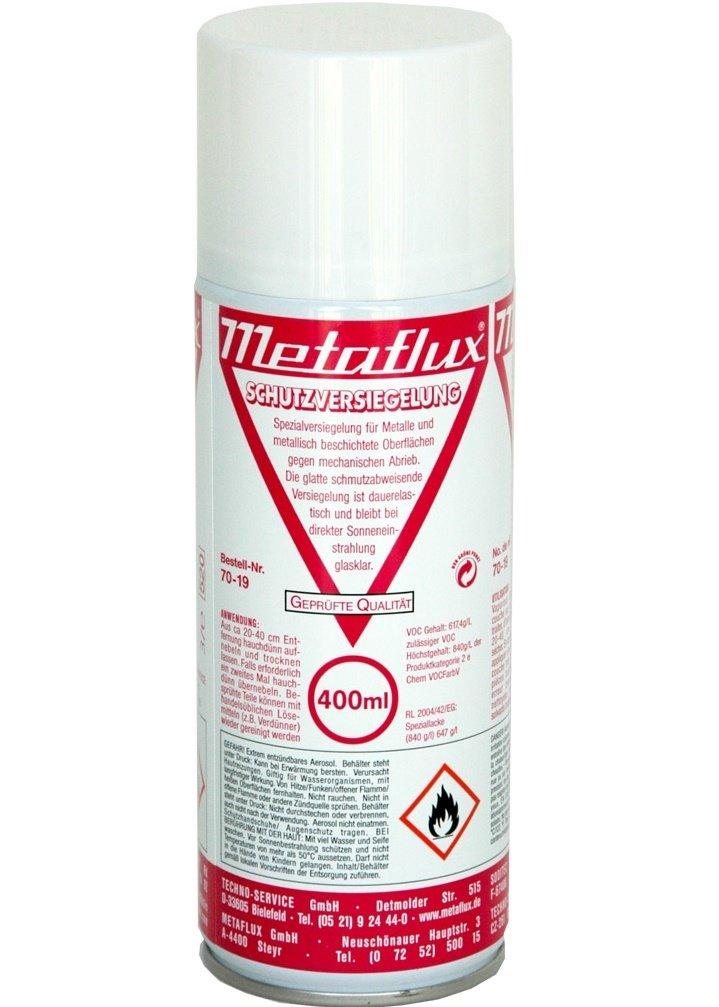 Metaflux protectie spray, inhoud: 400 ml