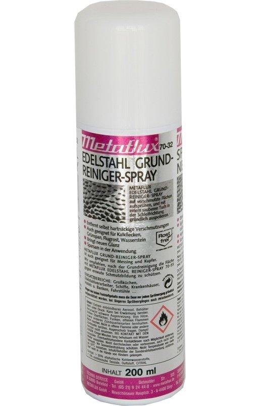 Metaflux edelstaal dieptereiniger spray, inhoud: 200 ml