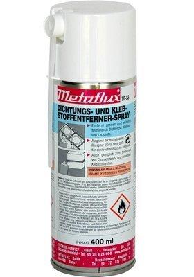 Metaflux spray verwijdering lijmen en dichtingen 400 ml