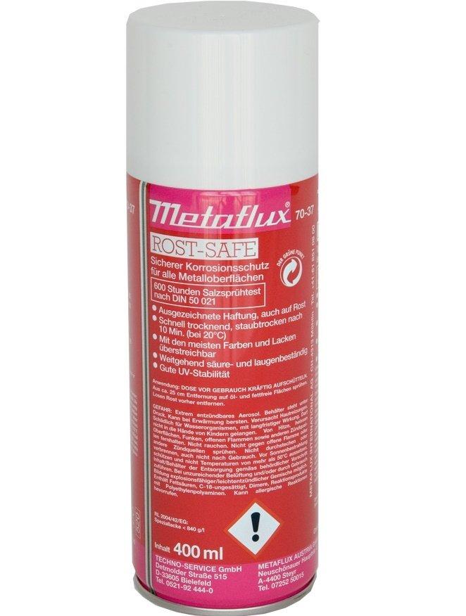 Metaflux roest safe spray rood-bruin 400 ml