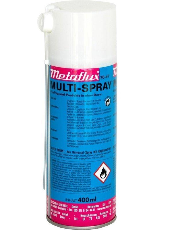 Metaflux multi spray, inhoud: 400 ml