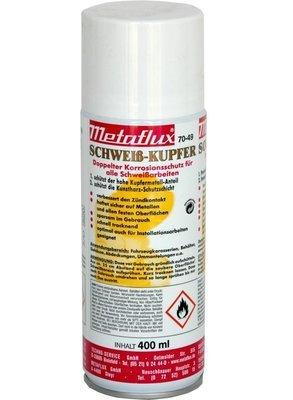 Metaflux las koper spray, inhoud: 400 ml