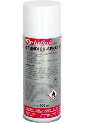 Metaflux primer spray grijs, inhoud: 400 ml