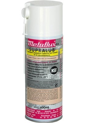 Metaflux supralub spray NSF, inhoud: 400 ml