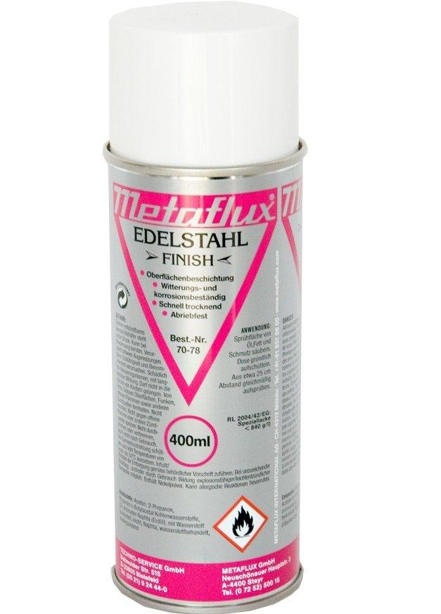 Metaflux fininox spray, inhoud: 400 ml