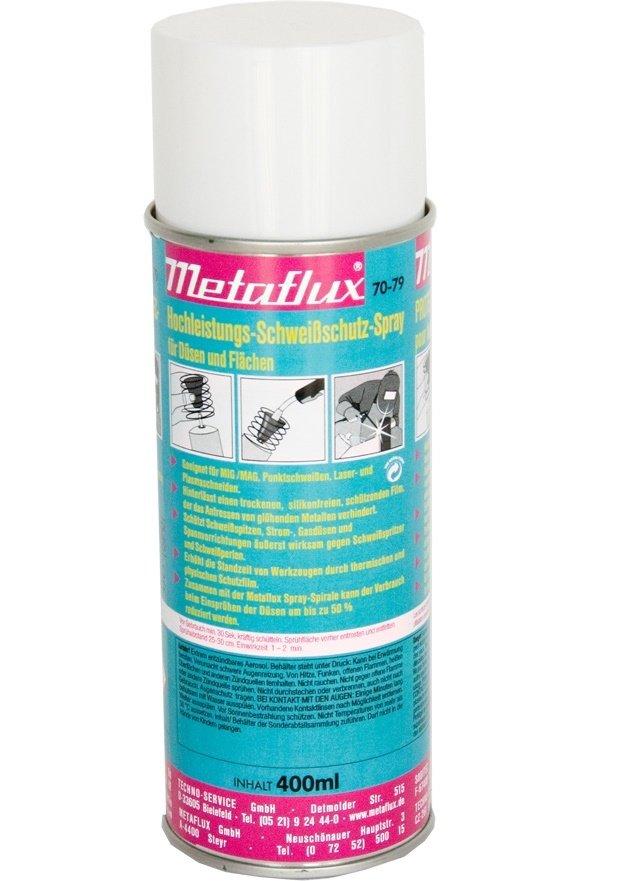 Metaflux lasbescherming spray, inhoud: 400 ml