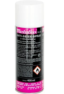Metaflux moly spray, inhoud: 400 ml