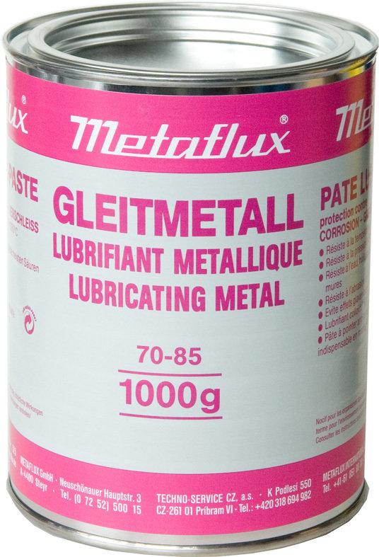 Metaflux glijmetaal pasta, inhoud: 1 kg