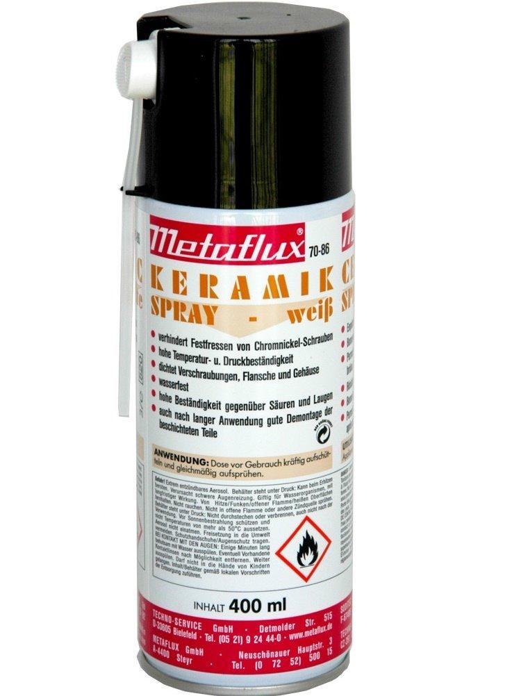 Metaflux keramische spray, inhoud: 400 gr