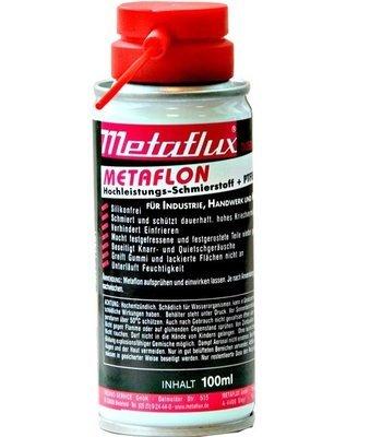Metaflux metaflon spray, inhoud: 100 ml