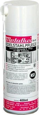 Metaflux RVS reiniging en verzorging spray NSF, inhoud: 400