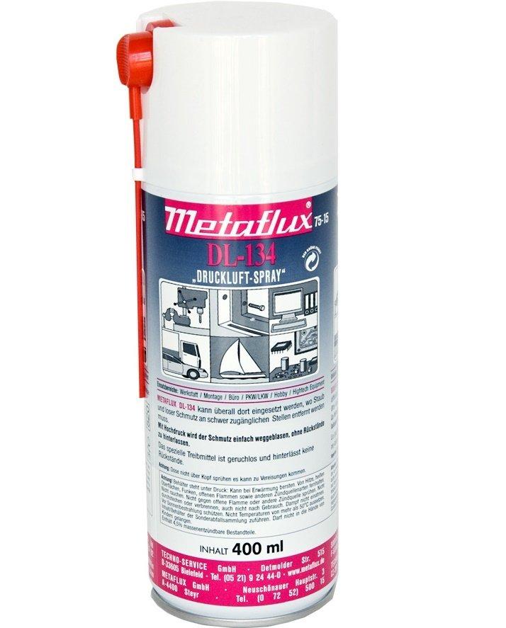 Metaflux droge lucht spray, inhoud: 335 ml