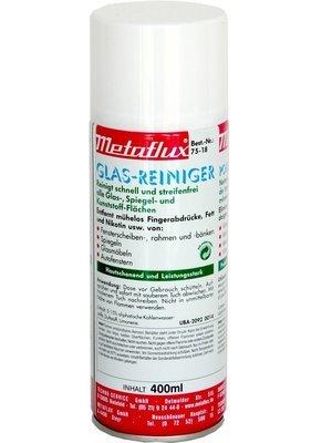 Metaflux reiniger voor glasoppervlakken, inhoud: 400 ml
