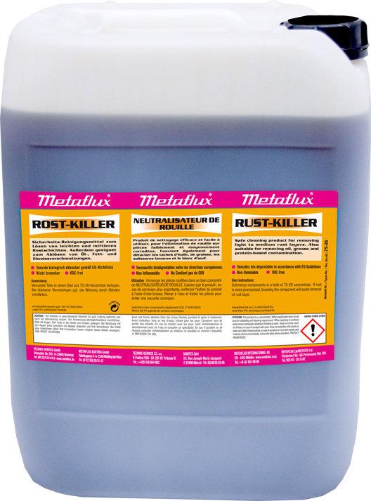 Metaflux roest killer, inhoud: 10 L