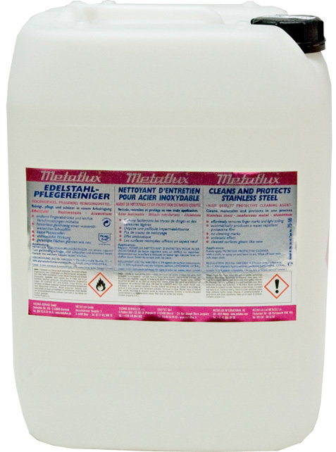 Metaflux inox reiniging en verzorging 10 L