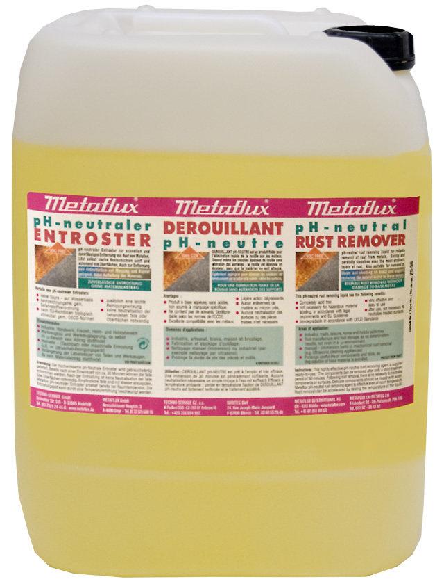 Metaflux pH neutrale ontroester, inhoud: 10 L