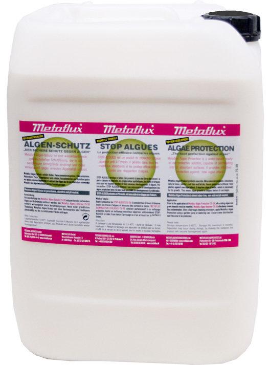 Metaflux algen stop, inhoud: 30 L