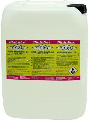 Metaflux CC 80 multi functionele olie, inhoud: 5 L