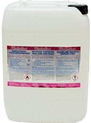 Metaflux inox reiniging en verzorging 30 L