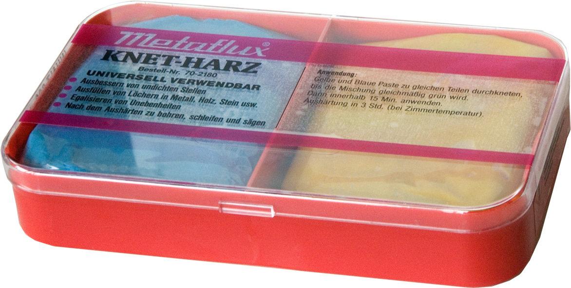 Metaflux knet - harz, inhoud: 400 gr