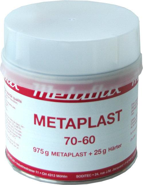 Metaflux metaplast grijs, inhoud: 2 kg