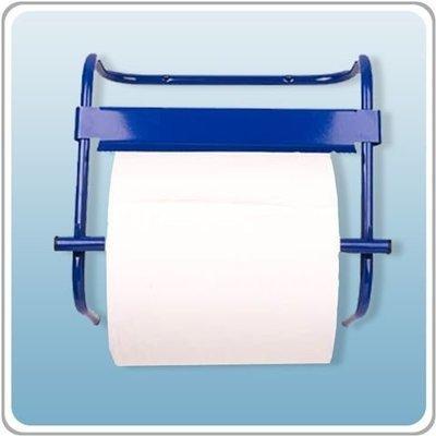 Metaflux muurhouder voor rol poetspapier
