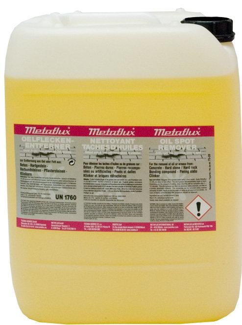 Metaflux olievlekken reiniger, inhoud: 5 L