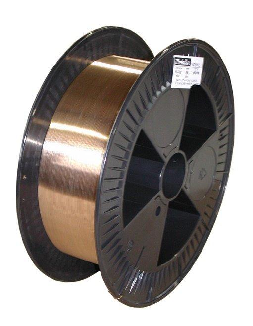 Metaflux sodifil lasdraad 15 kg D 300, diameter: 0,6 mm