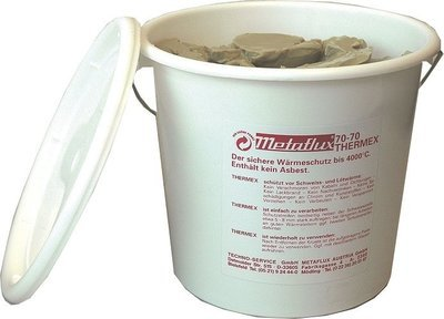 Metaflux thermex pasta, inhoud: 2,5 kg