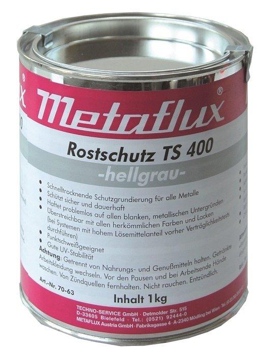 Metaflux TS 400 kleur: licht grijs, inhoud: 1 kg