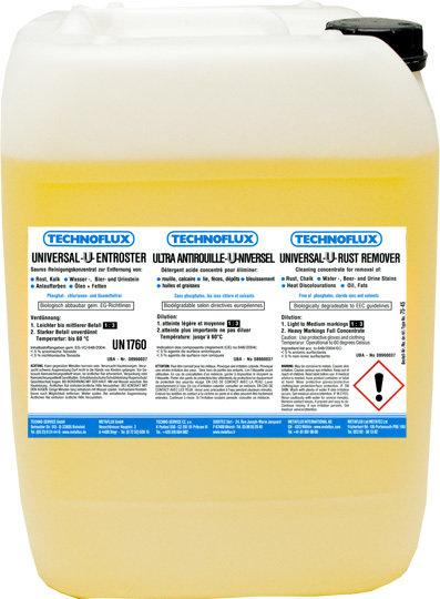 Metaflux ultrasoon reinigingsvloeistof, inhoud: 30 L