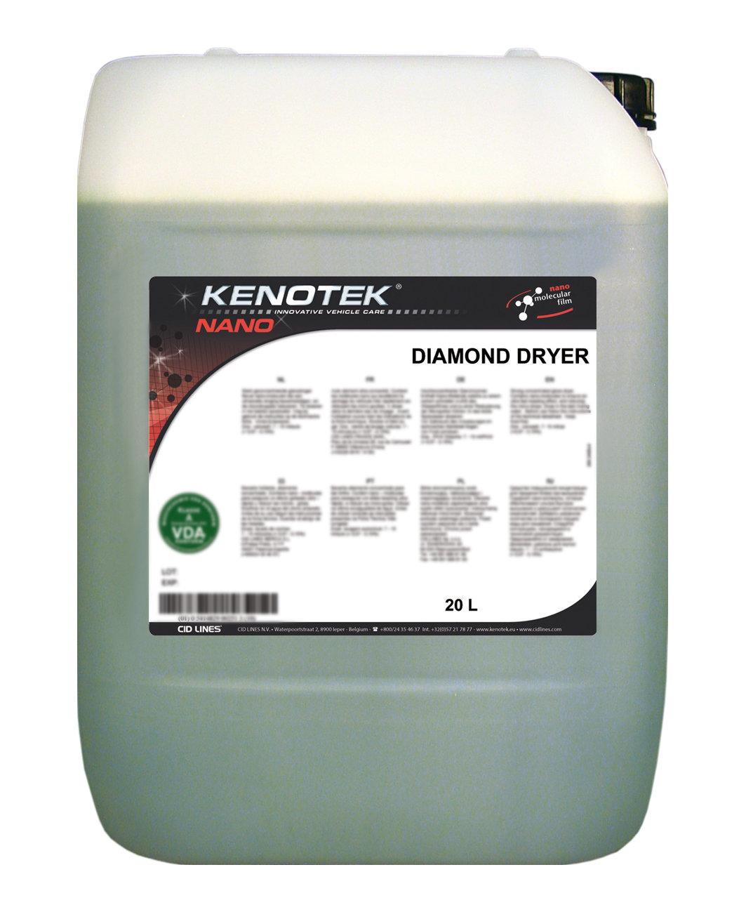 Kenotek Diamond Dryer, inhoud: 20 L