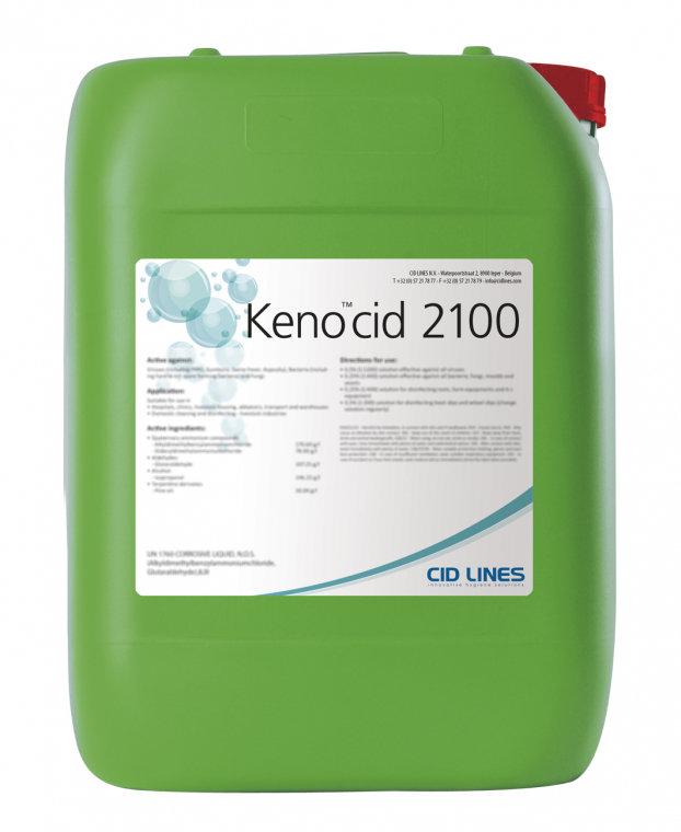 Kenotek KENOCID 2100, inhoud: 25 kg