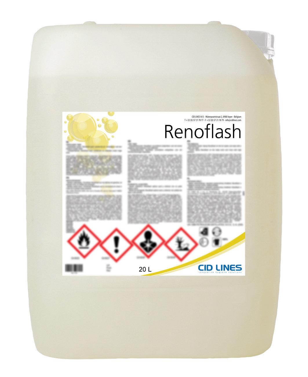 Kenotek Renoflash, inhoud: 20 L