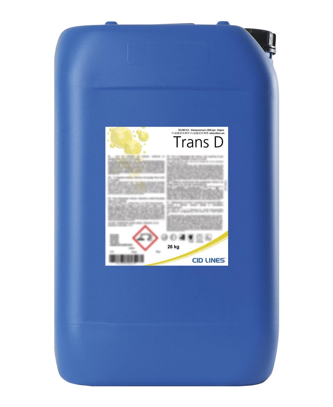 Kenotek Trans-D, inhoud: 26 kg