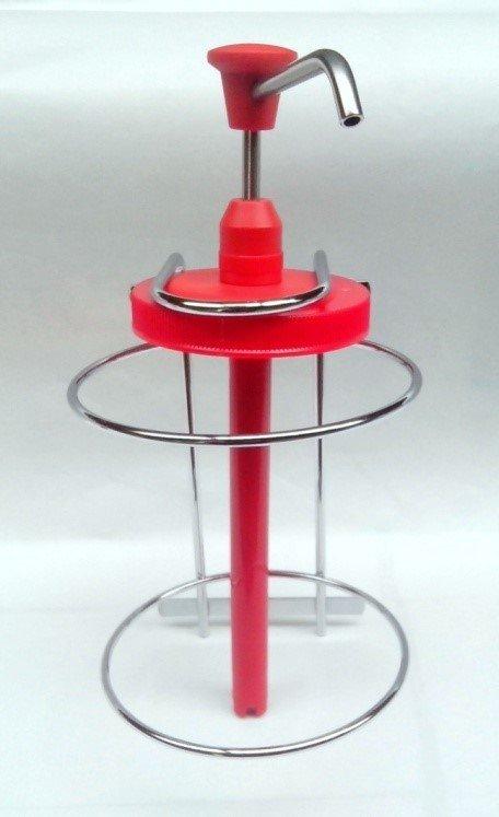 BPB dispenser met muurbeugel voor BPB handcleaner 3 L