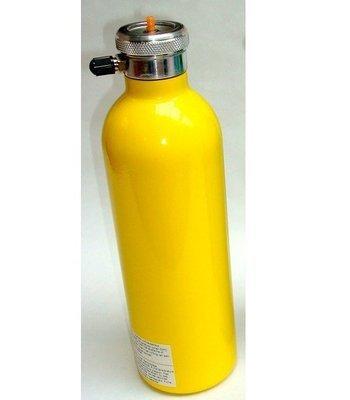 BPB hervulbare spray kleur geel 400 ml