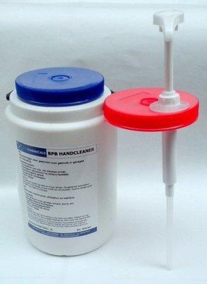BPB plastic dispenser voor BPB handcleaner 3 L