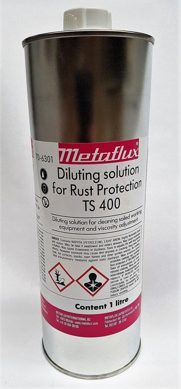 Metaflux verdunner voor TS 400, inhoud: 1 L