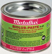 Metaflux biolub pasta NSF, inhoud: 1 kg