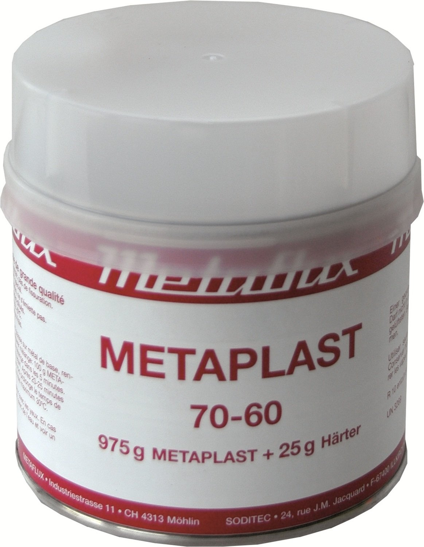 Metaflux metaplast zwart, inhoud: 2 kg