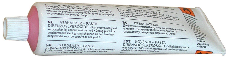 Metaflux verharder voor metaplast, inhoud: 50 gr