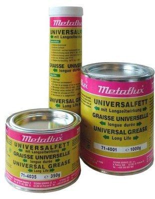Metaflux universeel vet met langdurige werking, inhoud: 1 kg
