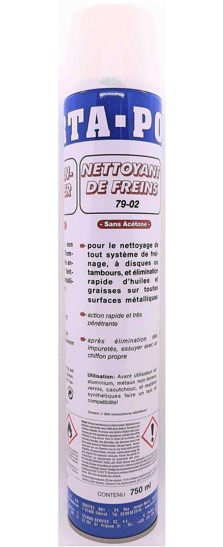 Porta remreiniger spray, inhoud: 750 ml