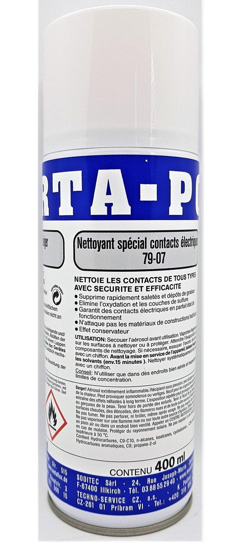 Porta elektrische contactreiniger spray 400 ml