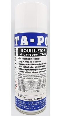 Porta roest stopper spray, inhoud: 400 ml